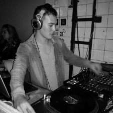 Sander Chan techno DJ Eindhoven